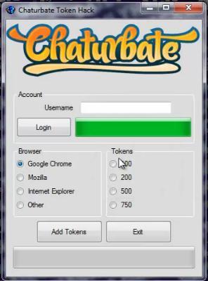 Chaturbate Token Hack Generator