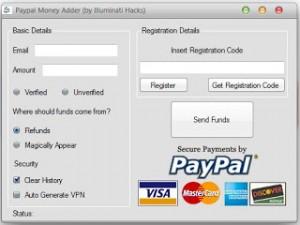 paypal money adder mac