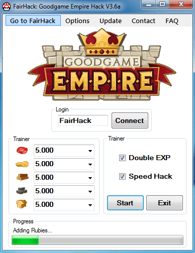 Goodgame-Empire-Hack