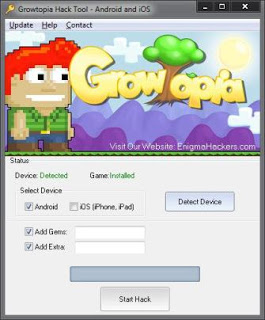 Growtopia Hack Cheat Tool