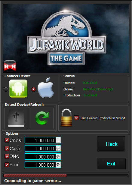 Jurassic-World-The-Game-Hack