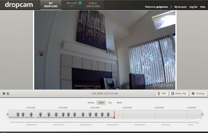 dropcam hack